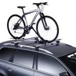 Thule FreeRide532 olcsó bérelhető kerékpártartó a Ledó Gumiszervizben